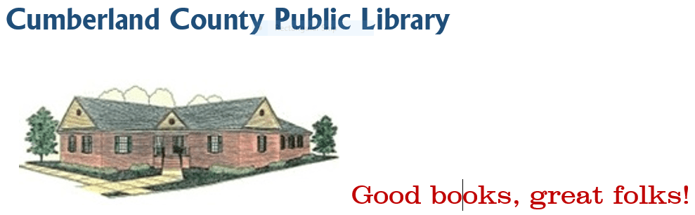Cumberland County Public Library - New DVDs