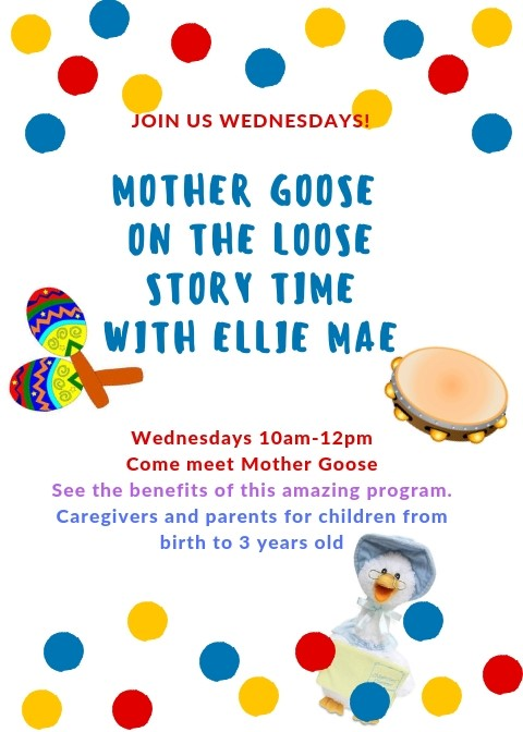 Cumberland County Public Library - Mother Goose on the Loose!