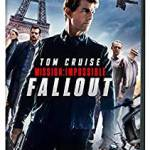 Coming 12/4/2018: Mission Impossible: Fallout (2018)