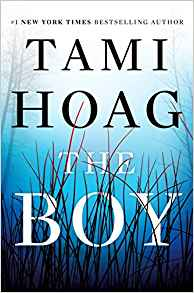 Coming 12/31/2018: The Boy by Tami Hoag