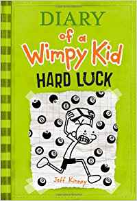 Reorder: Hark Luck (Diary of a Wimpy Kid Book 8) by Jeff Kinney