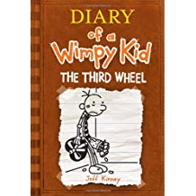 Reorder: The Third Wheel (Diary of Wimpy Kid Book 7) by Jeff Kinney