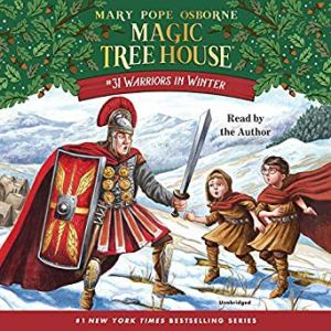 Coming 1/8/2019: Warriors in Winter (Magic Tree House book 31) by Mary Pope Osborne