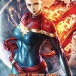 The Life of Captain Marvel (The Life of Captain Marvel Book 1) by Margaret Stohl