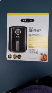 Bella 1.6 Qt Air Fryer - Retail Value $99