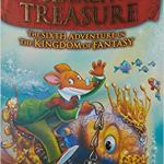 Geronimo Stilton and the Kingdom of Fantasy #6: The Search for Treasure by Geronimo Stilton