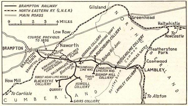 Brampton Railway