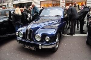 Bristol 403. Regent Street Motor Show - Nov 2012