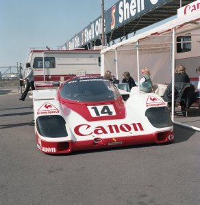 GTi Engineering Porsche 956 106 again