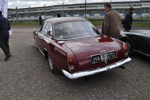 Gordon Keeble at Donington Historic Festival