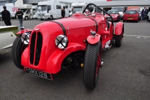 1937 Aston Martin 15/98 2 Seater