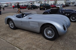 C-Type Jaguar
