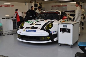 Porsche Team Manthey Porsche 911 RSR