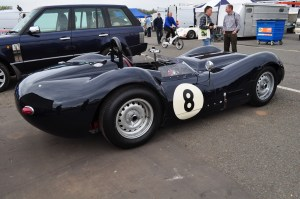 1959 Knobbly Bodied Lister Jaguar