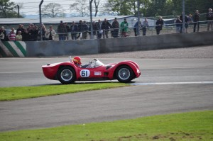 Delicate but potent 1959 Maserati T61 Birdcage