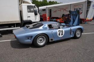 Bizzarrini Strada race car at Brands Hatch