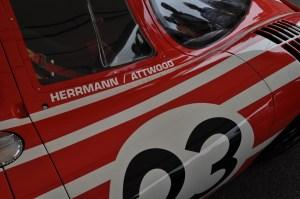 Definitely the Attwood/Herrmann car!