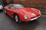 Lovely red Bizzarrini Strada