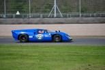 Lola T70 - Donington 2014