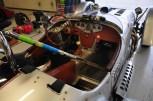Utilitarian cockpit
