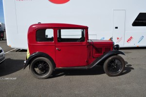 Austin 7 - motoring in its simplest form