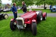 Alvin Silver Eagle Special 3500cc 1935
