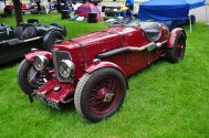 Aston Martin Ulster LM15 1934