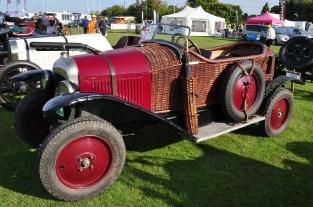 Citroen B2 Wickerwork Special 11.5L 1922