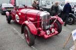 Lagonda LG45 Taem Car 4.5 Litre 1934