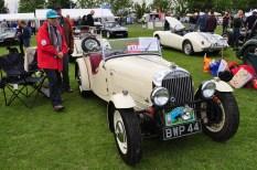 Morgan 4-4 1267cc 1937
