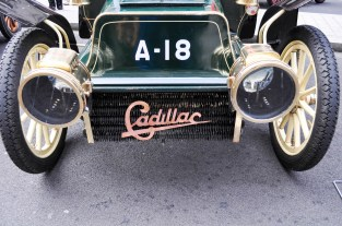 Cadillac headlights