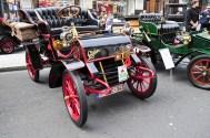 Cadillac Rear Entrance Tonneau 1 Cylinder 6.5hp 1904
