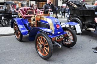 Deckert 2-Seater 1 Cylinder 8hp 1902