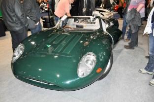 Completed Jaguar XJ13 Replica