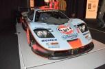 Gulf liveried McLaren F1