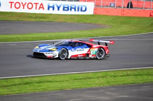 Ford GT driven by Marino Franchitti, Andy Priaulx & Harry Tincknell