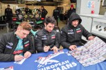 Fabien Barthez heads-up the Panis Barthez Competition No. 23 driver team