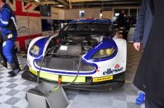 Aston Martin Racing V8 Vantage LMGTE