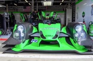 Dalziel, Derani & Cumming Extreme Speed Motorsport Ligier JS P2 - Nissan