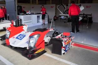 Rao, Bradley & Mehdi Manor Oreca 05 - Nissan