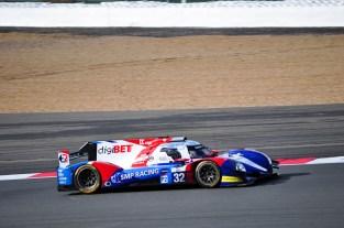 SMP Racing BR 01 - Nissan LMP2