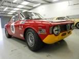 1966 Alfa Romeo Sprint GT