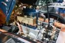 Beautifully prepared engine