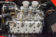 Mercury V8 Allard K1 engine
