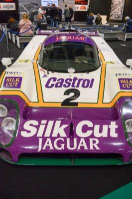 Silk Cut Jag