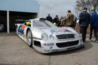 Mercedes - CLK-GTR