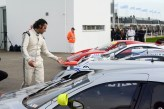 Dario Franchitti waxing lyrical about GT1 Sportscars