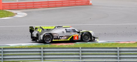 Bykolles Racing Team ENSO CLM P1/01 - Nismo - driven by Robert Kubica & Oliver Webb