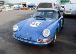 '65 Porsche 911 - driven by Anthony Galliers-Pratt & Andrew Hall