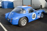 '63 TVR Grantura driven by How Ward, Piers Ward & Richard Bull